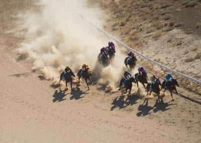 Birdsville, Race 5, Aerial, Home Turn_06-09-19, Sharon Lee Chapman_0867 (Large)
